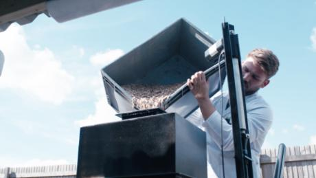 Could trash power your home? - CNN Video