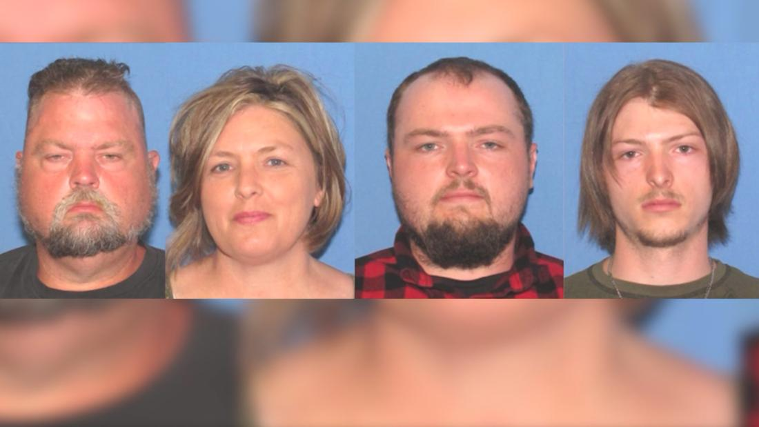 Prosecutor: Suspects charged in 2016 killings of 8 Ohio family members planned crimes for months