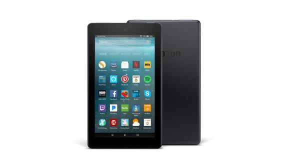 Christmas gift ideas for techies: Fire Tablet with Alexa ($49.99; amazon.com)