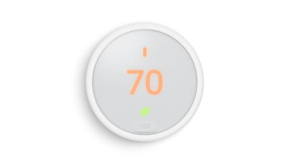 Christmas gift ideas for techies: Nest E Smart Thermostat ($153.99; walmart.com)