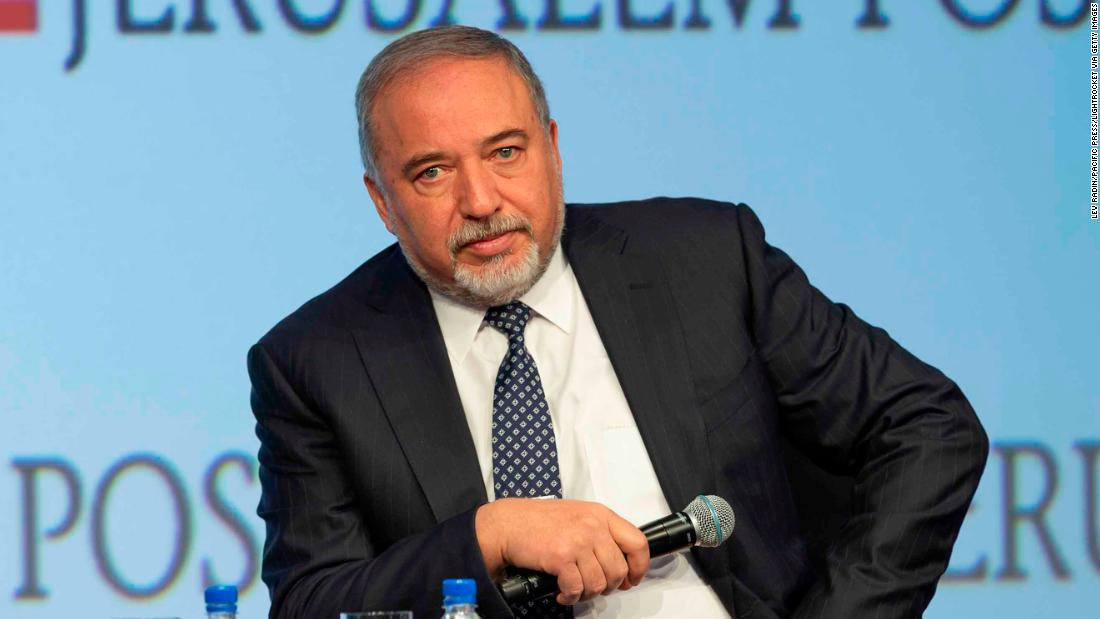 Israeli Defense Minister resigns over Gaza ceasefire