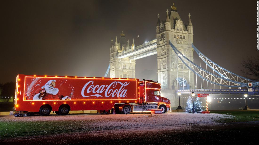 Coca Cola Scales Back Christmas Truck Tour After Backlash Cnn