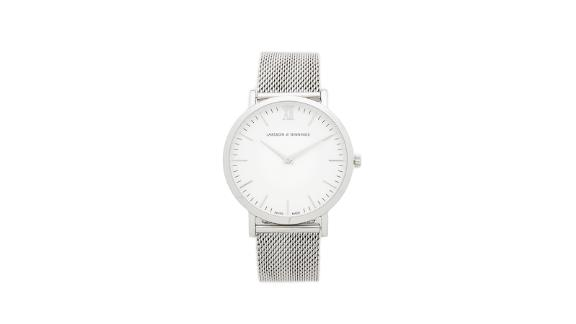 Women's clothing and accessories Christmas gift ideas: Larsson & Jennings Lugano Watch ($290; shopbop.com)