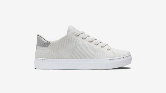 Women's clothing and accessories Christmas gift ideas: Greats The Royale Knit Sneakers ($99; greats.com)