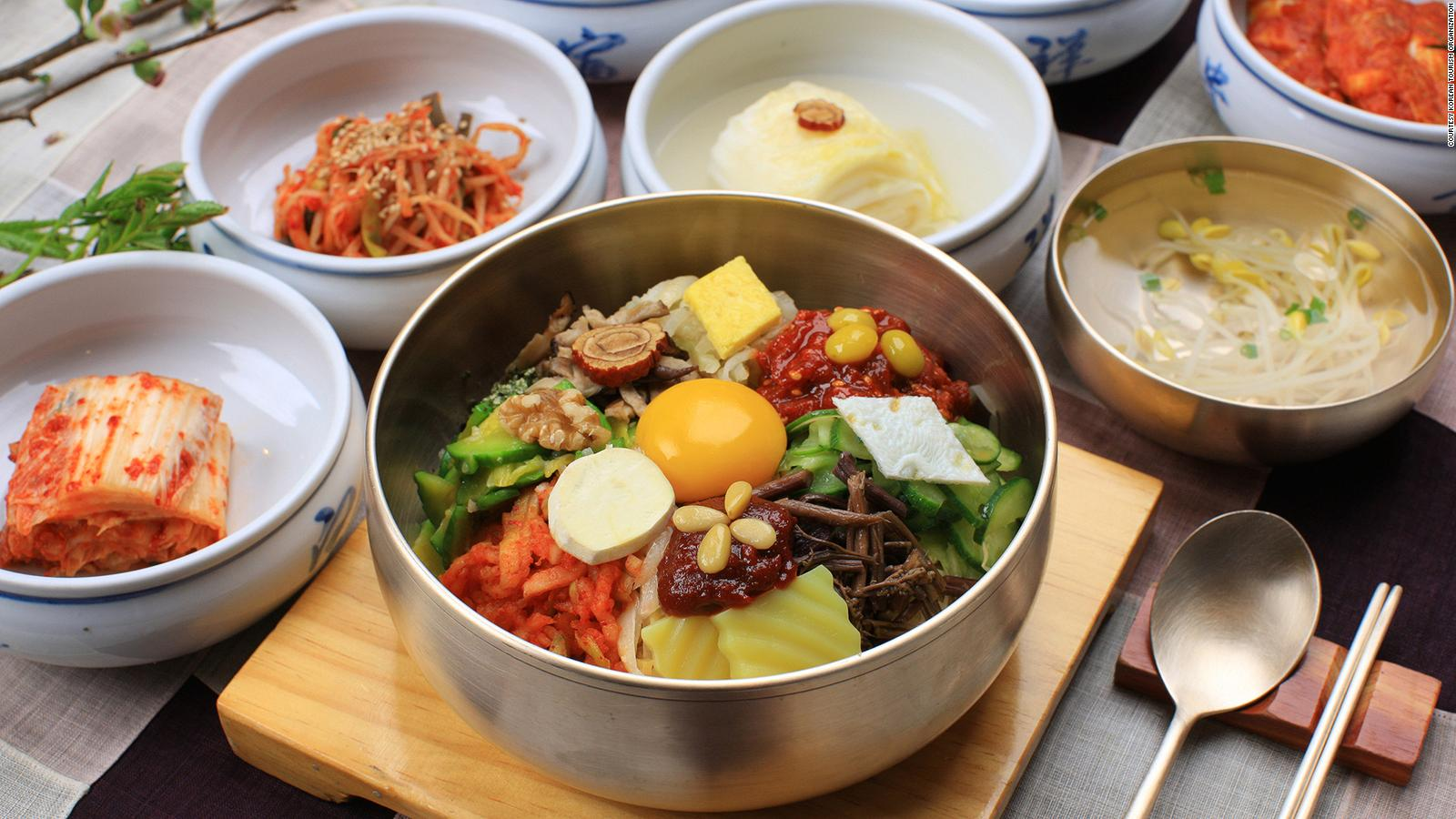 Korean food: 40 best dishes we can't live without | CNN Travel