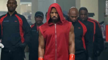 creed ii review sequel packs rocky iv powered punch cnn