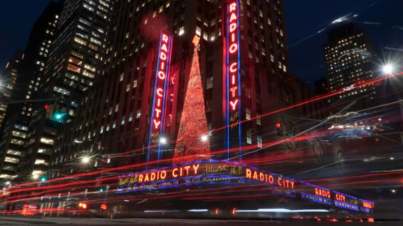 <strong>New York:</strong> Radio City Music Hall is decked out for the holidays. Its Christmas Spectacular shows with the Rockettes have been a longtime entertainment tradition here.