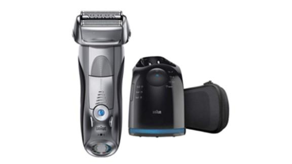 """<strong>Series 7 790cc Men's Electric Foil Shaver ($169.94, originally $289.99; </strong><a href=""""https://amzn.to/2qIW8HB"""" target=""""_blank""""><strong>amazon.com</strong></a><strong>)</strong><br />"""