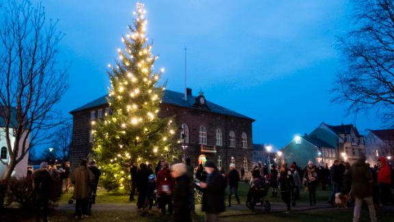 """<strong>Reykjavik, Iceland: </strong>There's a long season of Christmas celebrations here, and you get 13 """"Yuletide Lads"""" distributing gifts here!"""