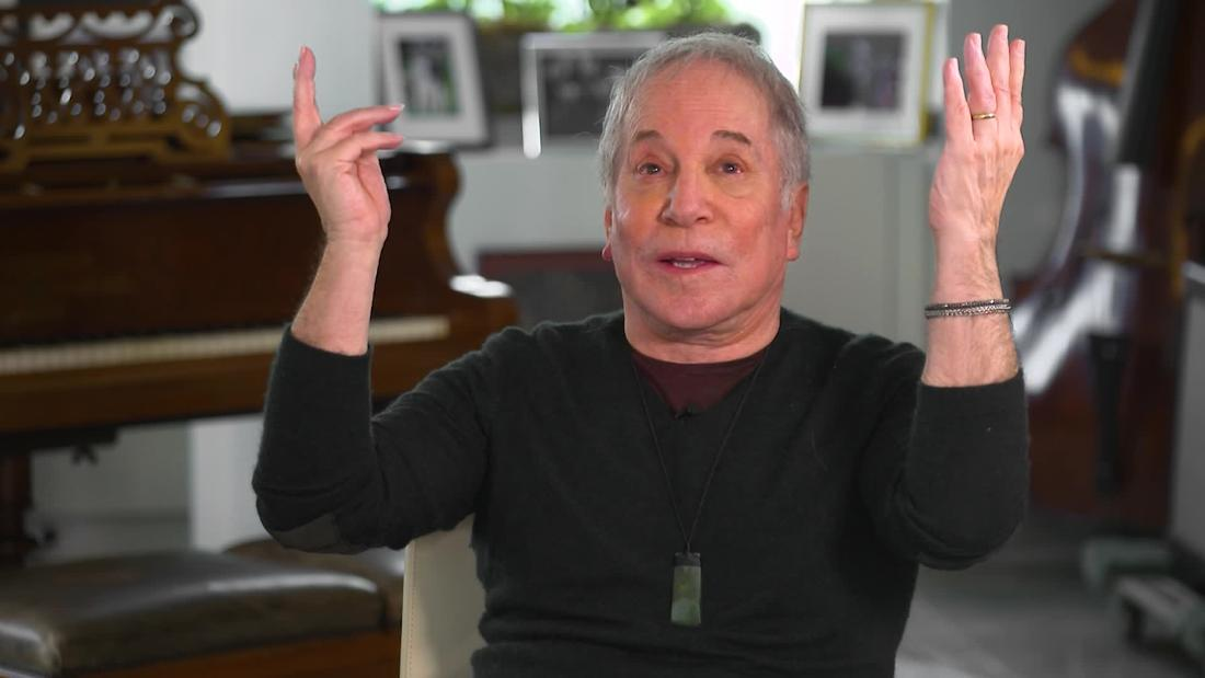 Paul Simon, ending his touring career, says he doesn't believe in 'legacy'
