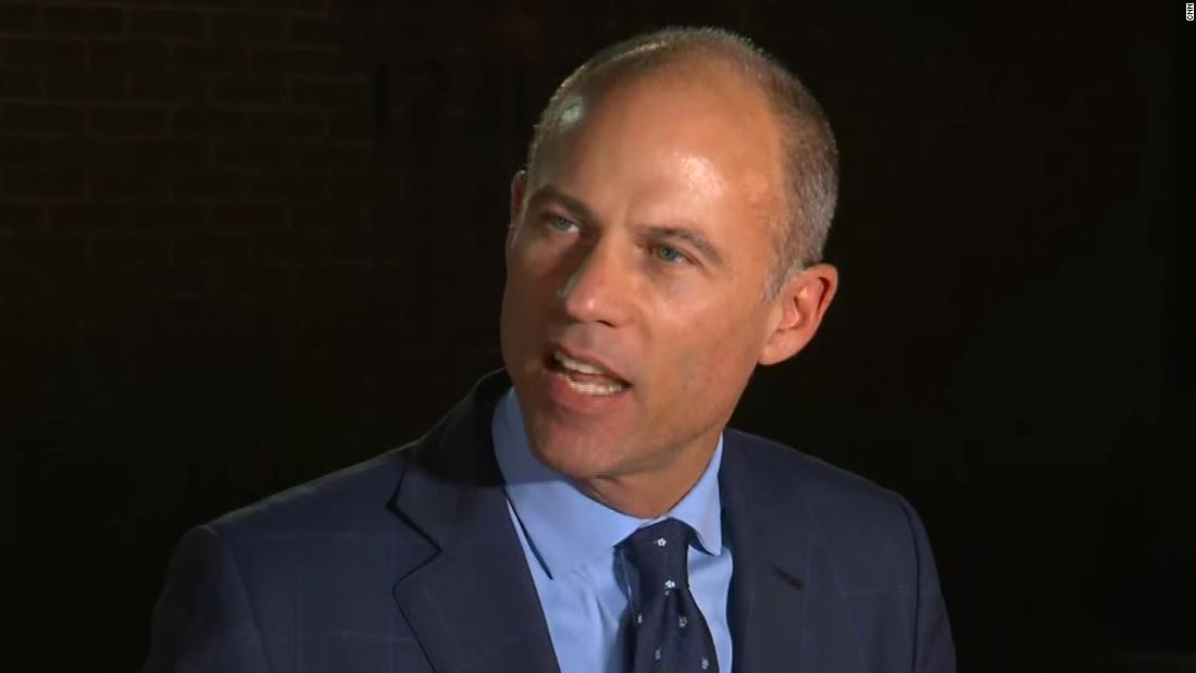 Avenatti: I am not going to be intimidated