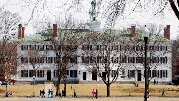 A lawsuit accuses Dartmouth College of failing students who reported sexual misconduct by professors.