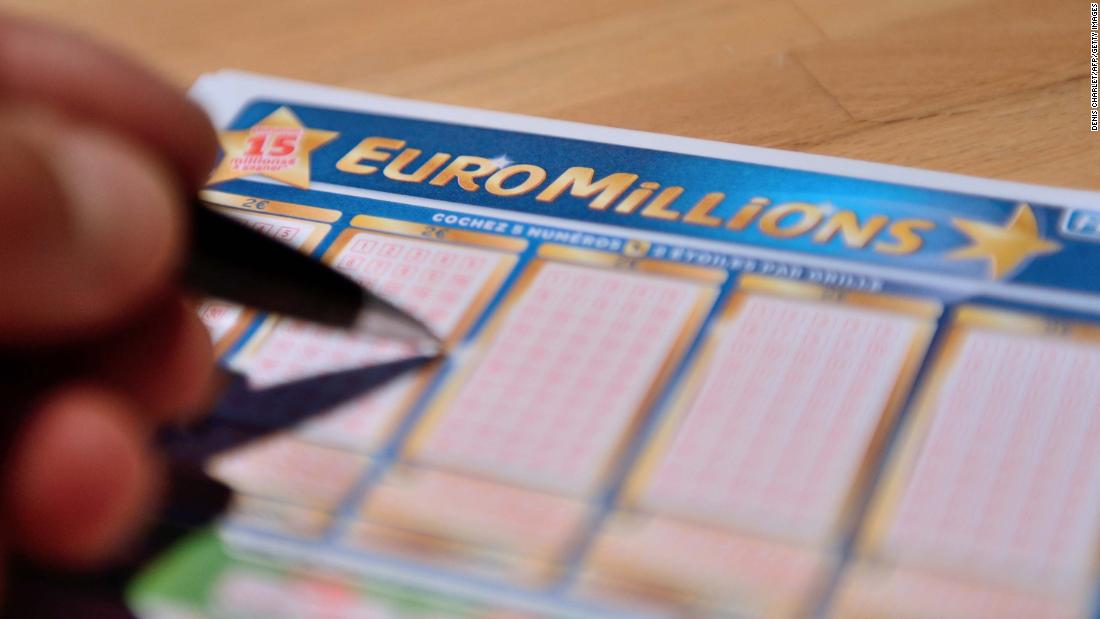 Search for $98 million EuroMillions winner intensifies