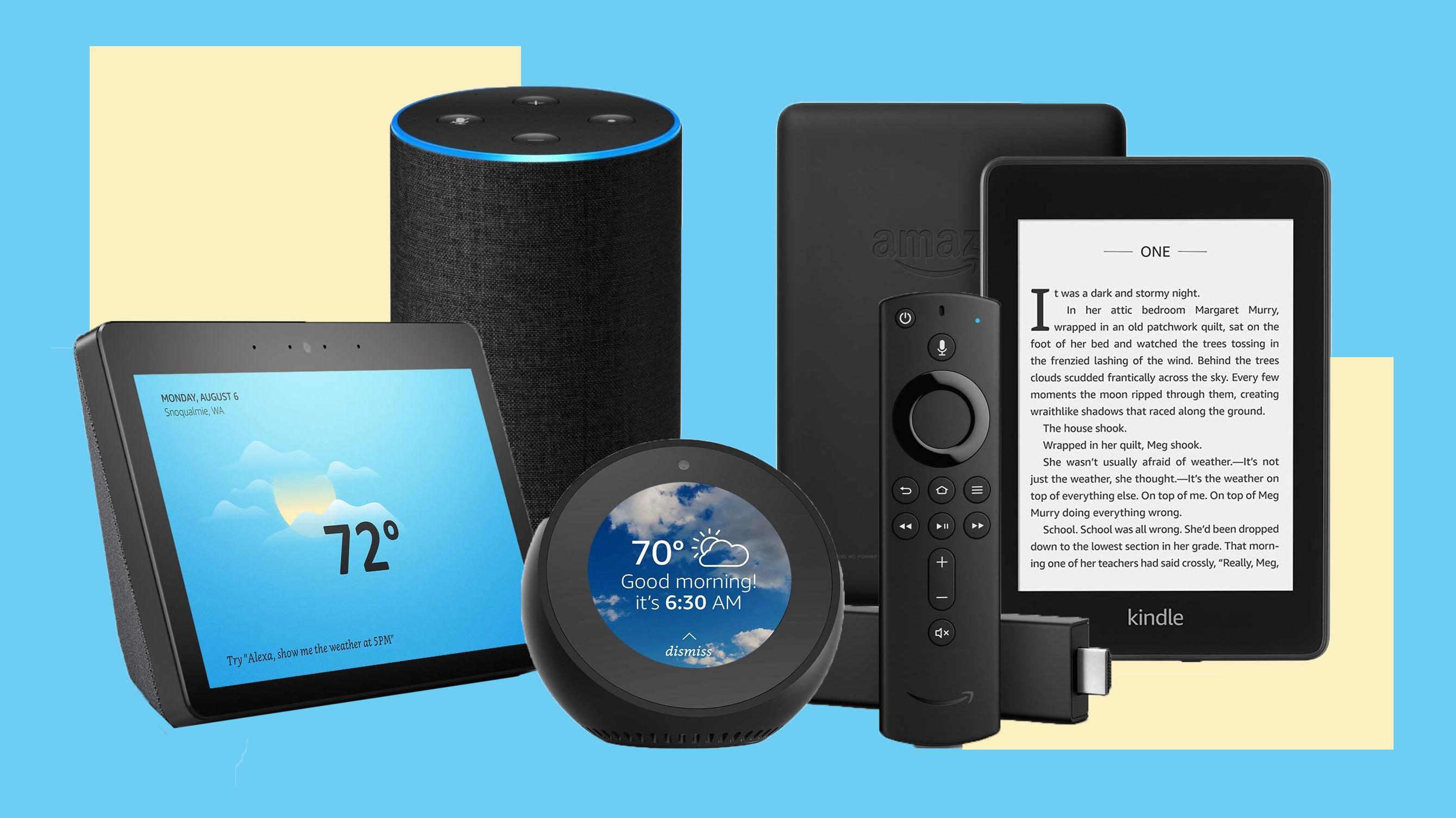 Amazon Alexa Black Friday 2018 Save Big On Echo Dots Echo Show Echos And More Cnn Underscored
