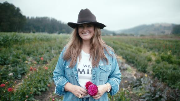 Christina Stembel launched her San Francsico-based flower startup Farmgirl Flowers in 2010.