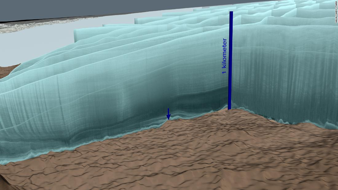 Scientists confirm massive impact crater beneath Greenland's ice