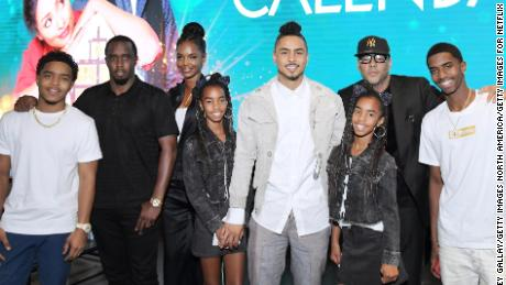 Kim Porter's family shares conversation with Diddy