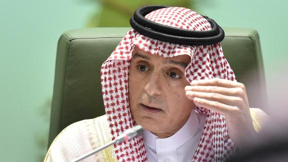 Saudi Foreign Minister Adel al-Jubeir addressed a news conference in Riyadh on Thursday and reiterated that bin Salman had no involvement in Khashoggi's murder.