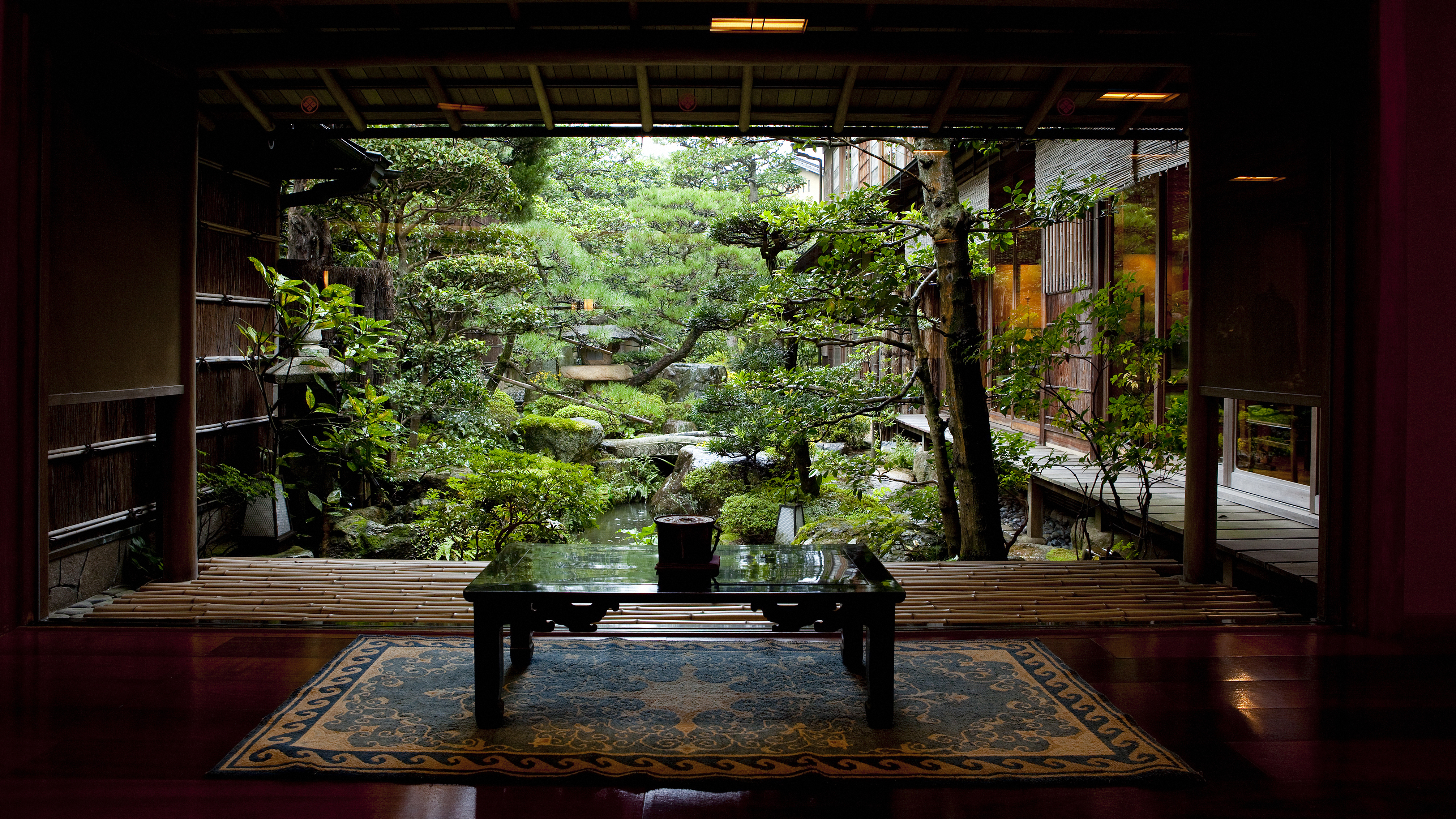 9 luxury experiences only in tokyo coto japanese club - Ryokan tokyo with private bathroom ...