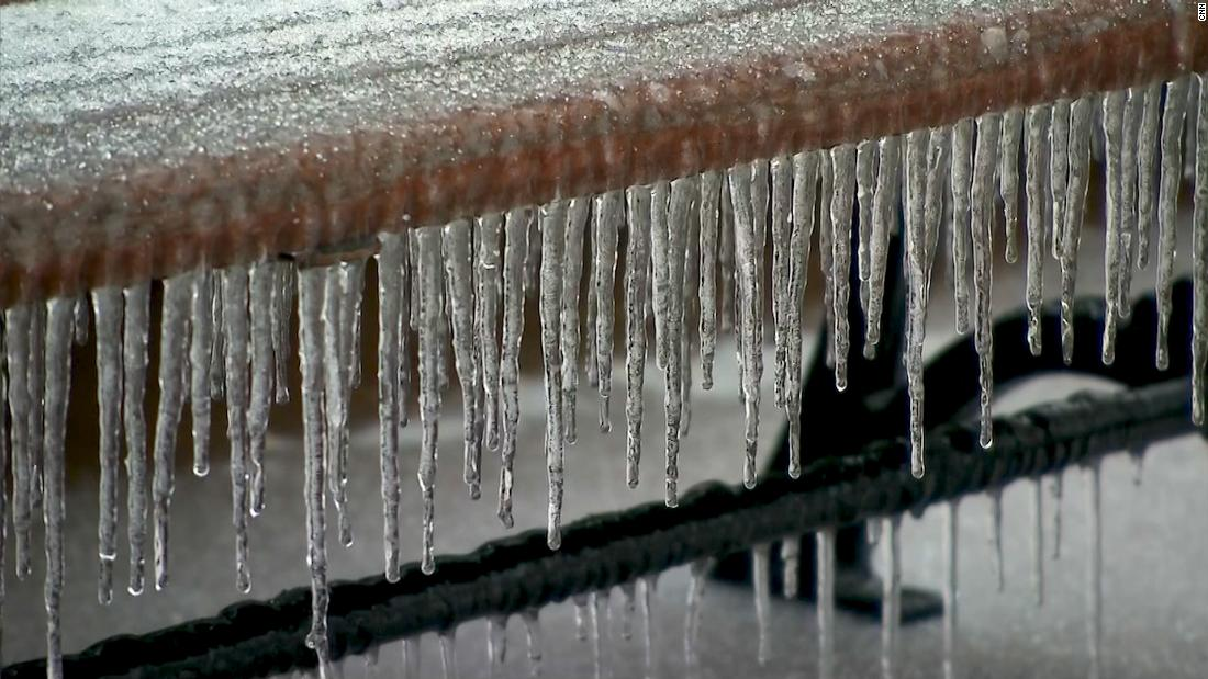 How snow differs from freezing rain and sleet