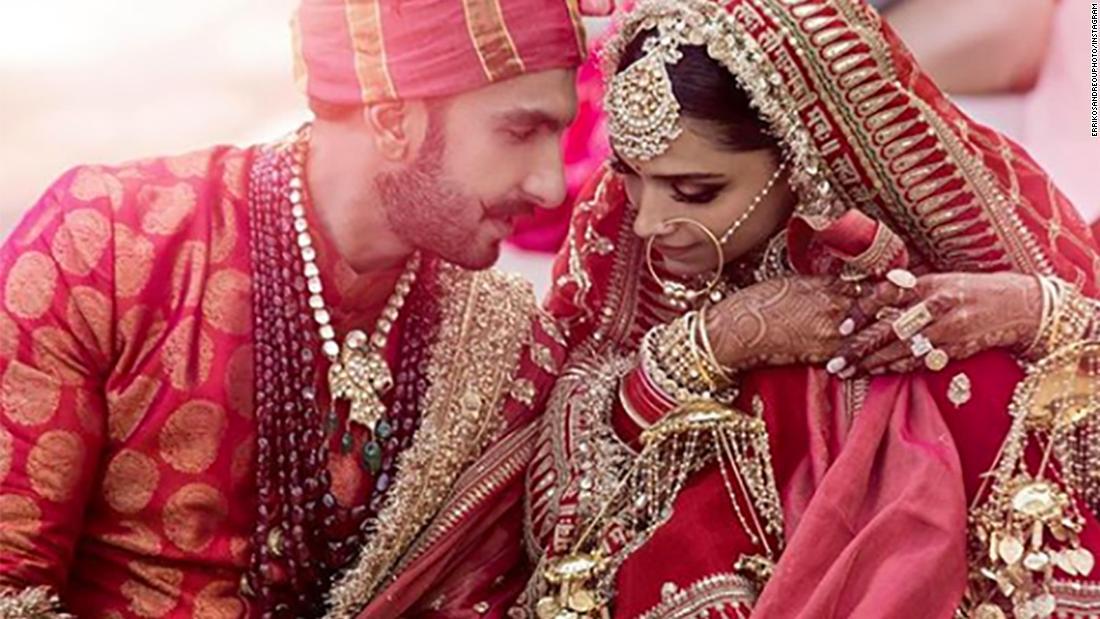 Rise of India's lavish wedding culture