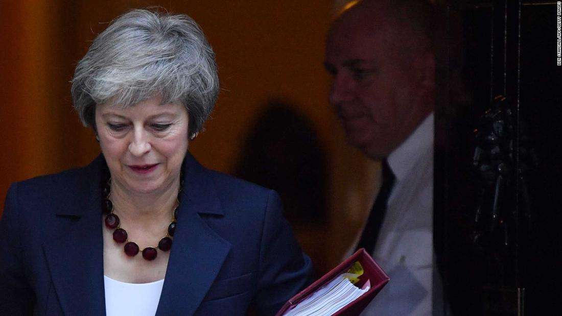 Ignore the noise, Theresa May could be the only one who gets Brexit reality – Trending Stuff