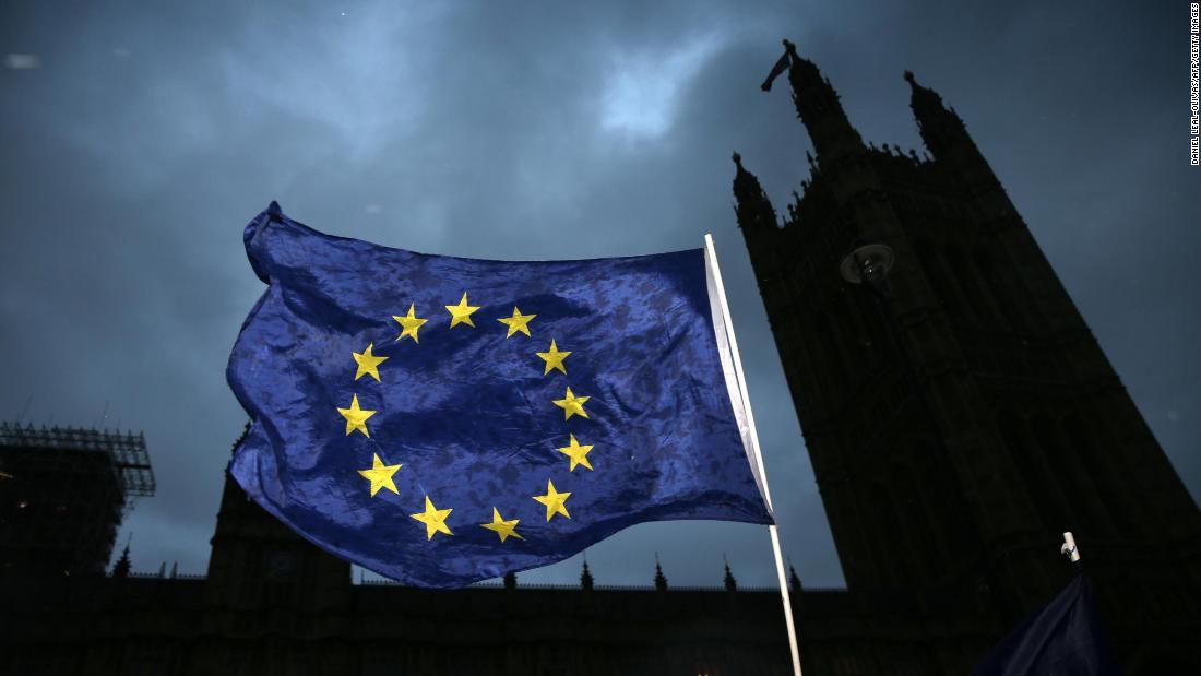 EU leaders warn no renegotiation of Brexit deal