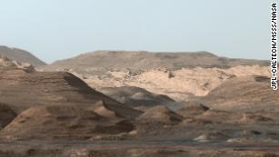 Ο Άρης δεν έχασε όλο το νερό ταυτόχρονα, με βάση το εύρημα του Curiosity rover