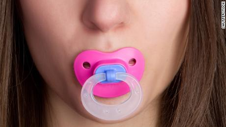 Sucking your baby's pacifier might protect them from allergies, study says