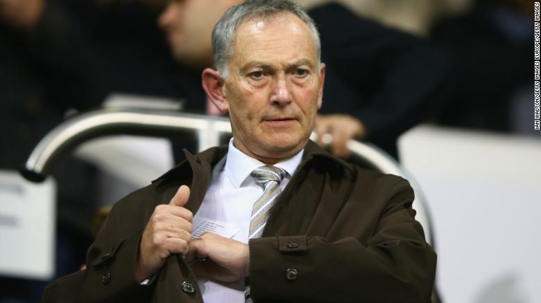 Scudamore has been at the helm of the Premier League since 1999.