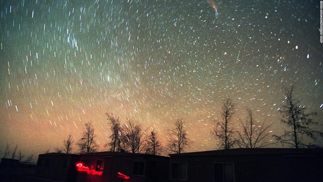 The Leonid meteor shower peaks this weekend - CNN