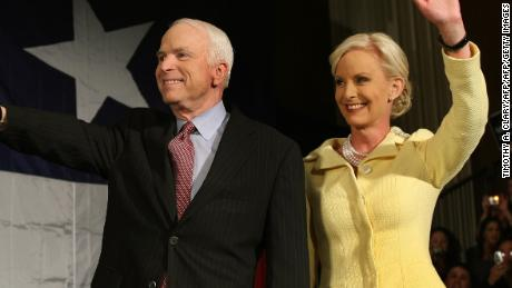 Cindy McCain calls for more civility in politics in op-ed