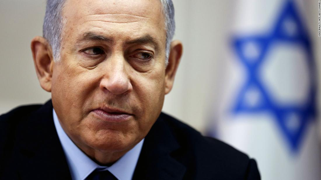 Netanyahu warns early elections in Israel would be 'irresponsible'