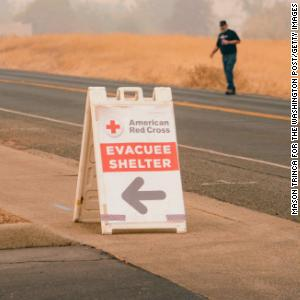 Norovirus strikes shelters for evacuees