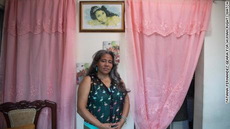 Before her daughter died, Rosa Hernández unsuccessfully pleaded with doctors to give the 16-year-old a therapeutic abortion so she could get needed chemotherapy.