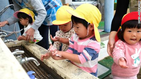 In the Japanese city that pays cash to children