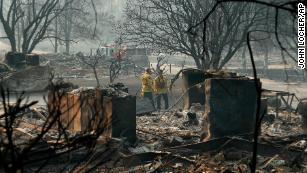 Paradise lost: How California's deadliest wildfire unfolded