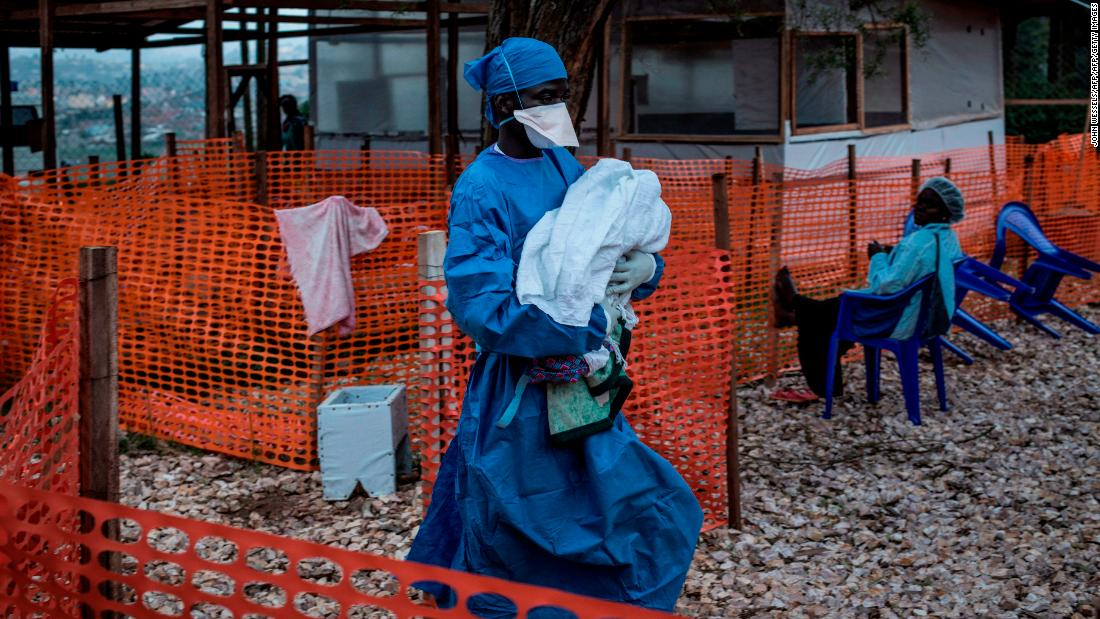 Congo Ebola outbreak is 2nd largest, 2nd deadliest