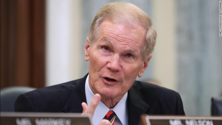 Biden poised to tap former Sen. Bill Nelson to lead NASA