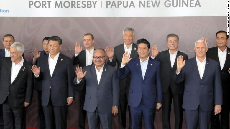 Economic forum ends without joint communique
