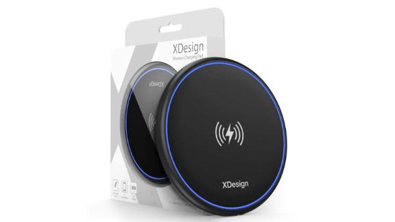 XDesign 10W Wireless Charger ($13.99, originally $19.99; amazon.com)