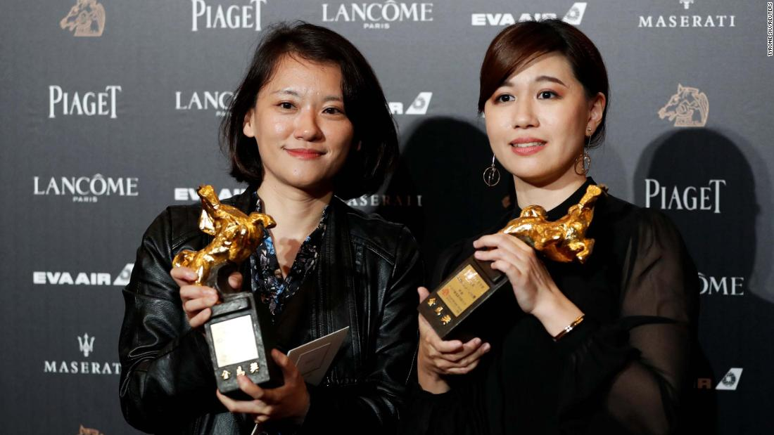 Chinese-language 'Oscars' overshadowed by political controversy