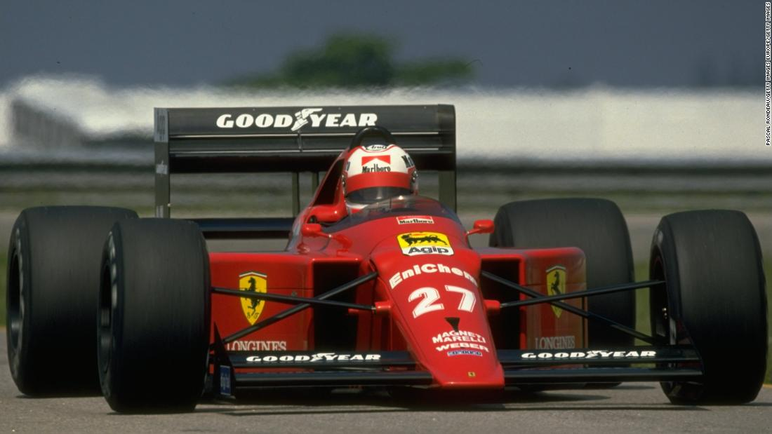 The Ferrari 640 (also known as the F1-89) was fast but no one expected it to finish, least of Nigel Mansell as he took the V12-powered car to a remarkable win on its debut in Brazil.