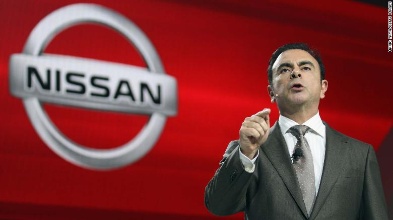 Nissan Chairman Carlos Ghosn arrested over 'significant' financial misconduct