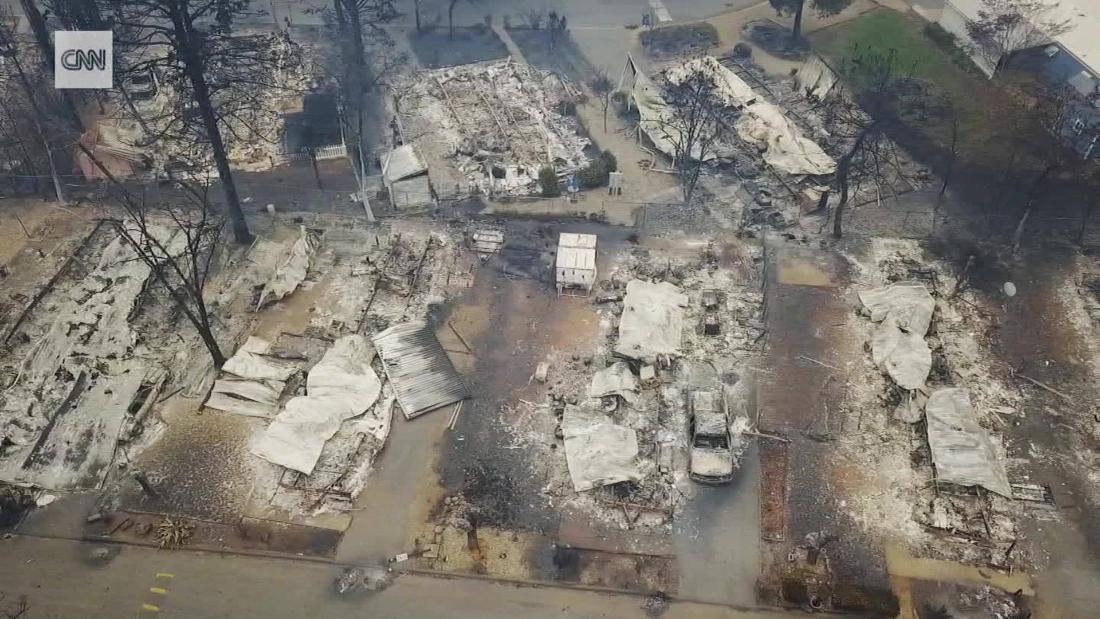 PG&E's failure to maintain transmission tower helped lead to the deadly Camp Fire, report says