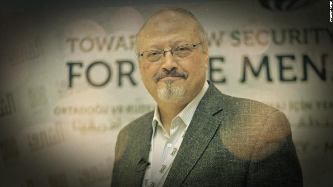 With the Khashoggi story worsening, the US may finally have an adult in the room