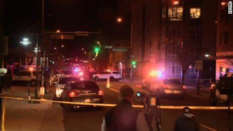Several people shot in Denver downtown, 1 dead
