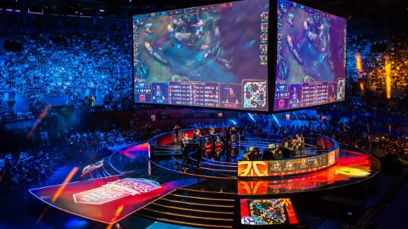 League of Legends is ahead of the curve in comparison to traditional sports.