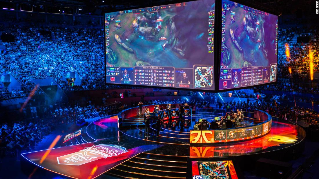 Accessibility puts esports 'ahead of the curve,' says former professional gamer