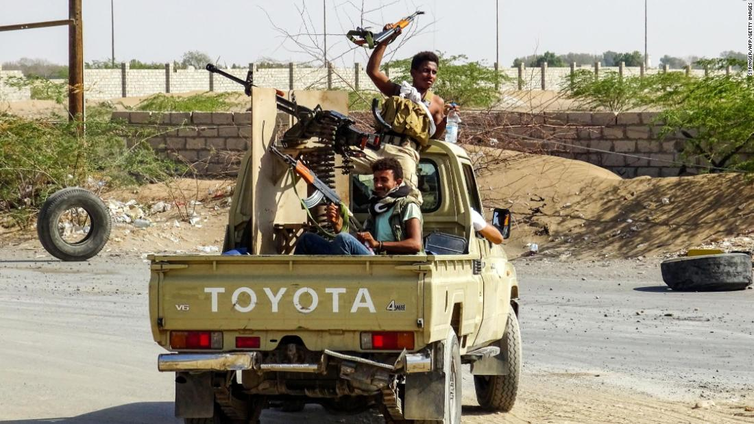 Rival sides in Yemen's war to hold first direct talks in years